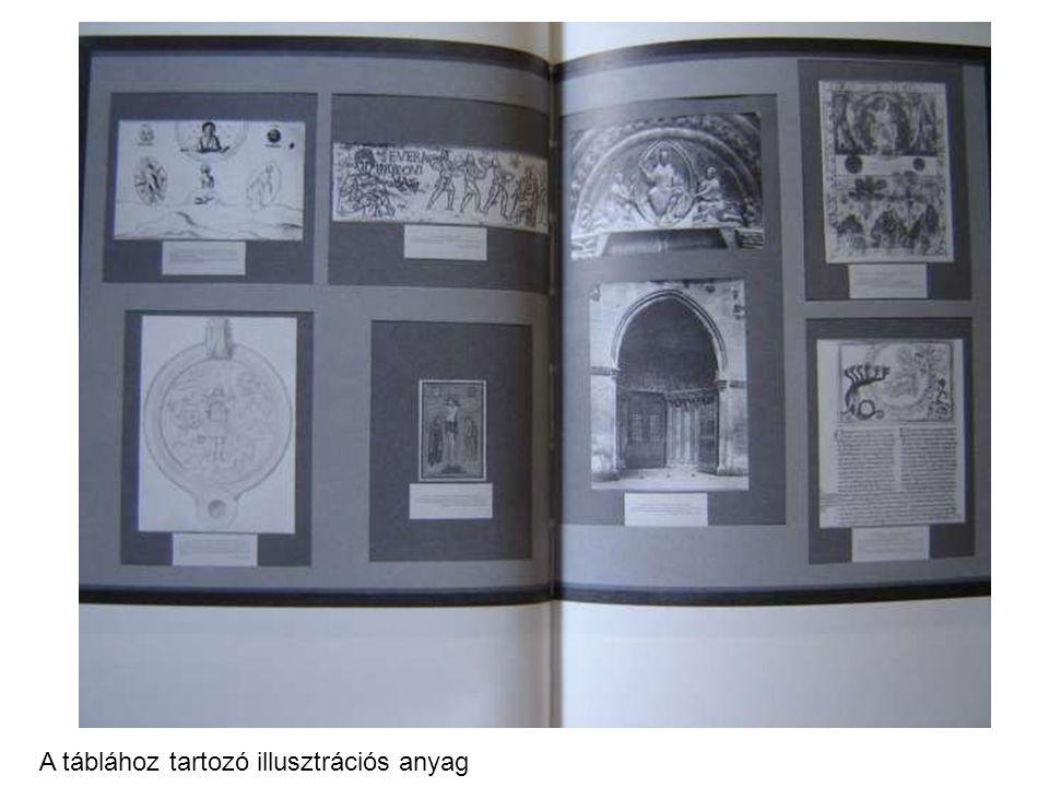 A táblához tartozó illusztrációs anyag
