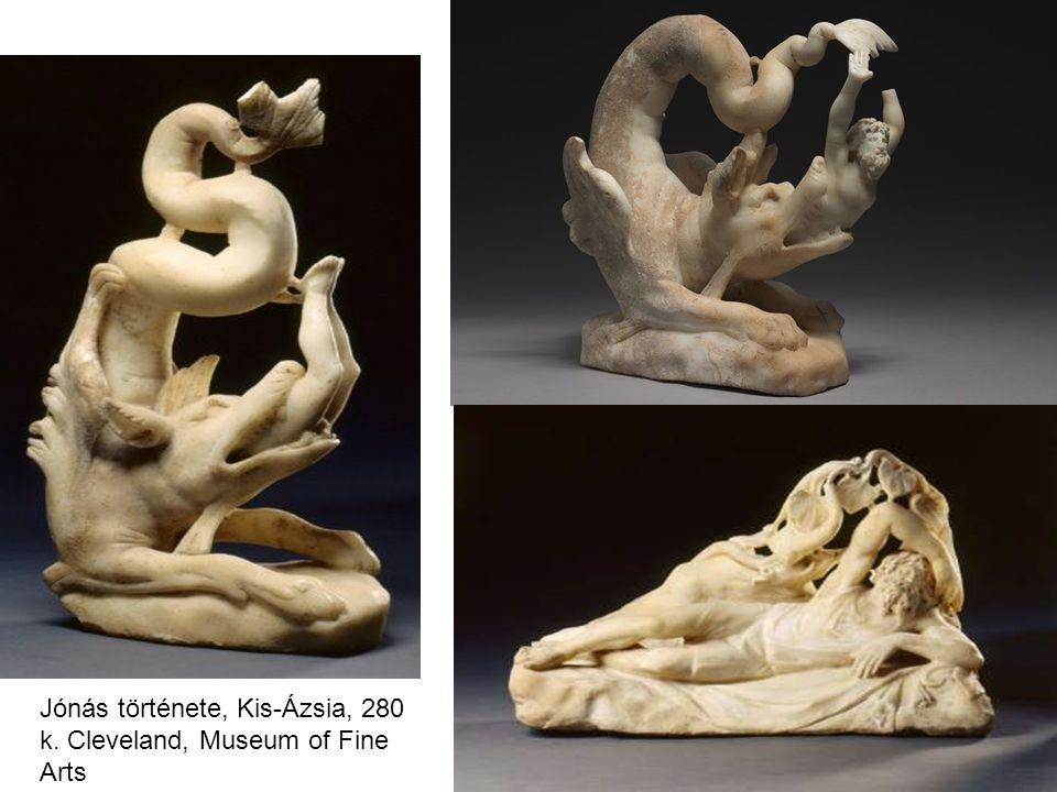 Jónás története, Kis-Ázsia, 280 k. Cleveland, Museum of Fine Arts