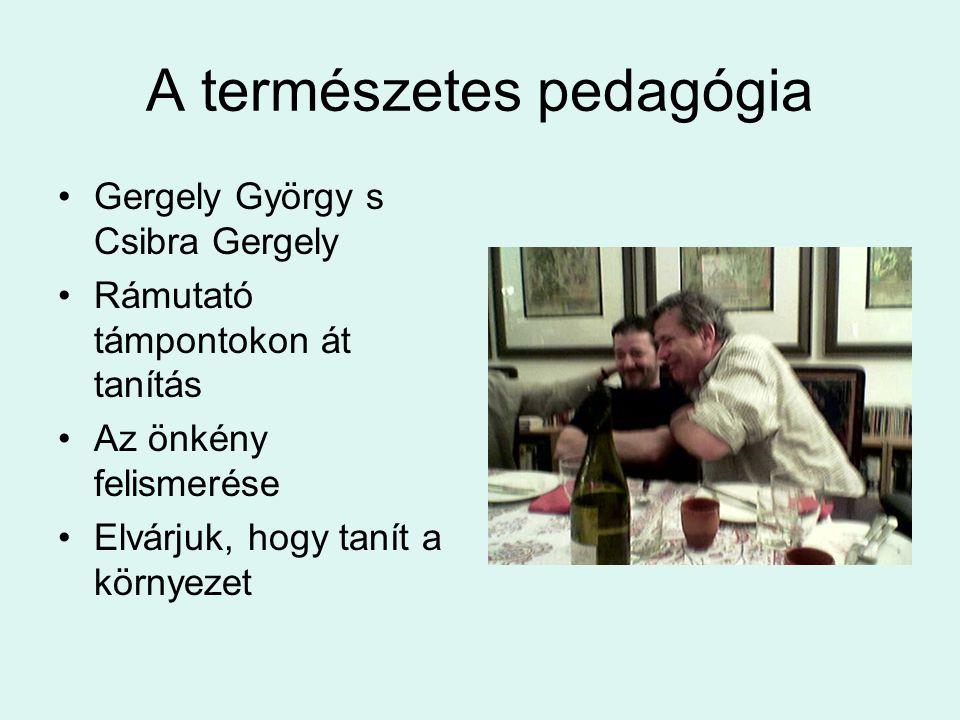 A természetes pedagógia