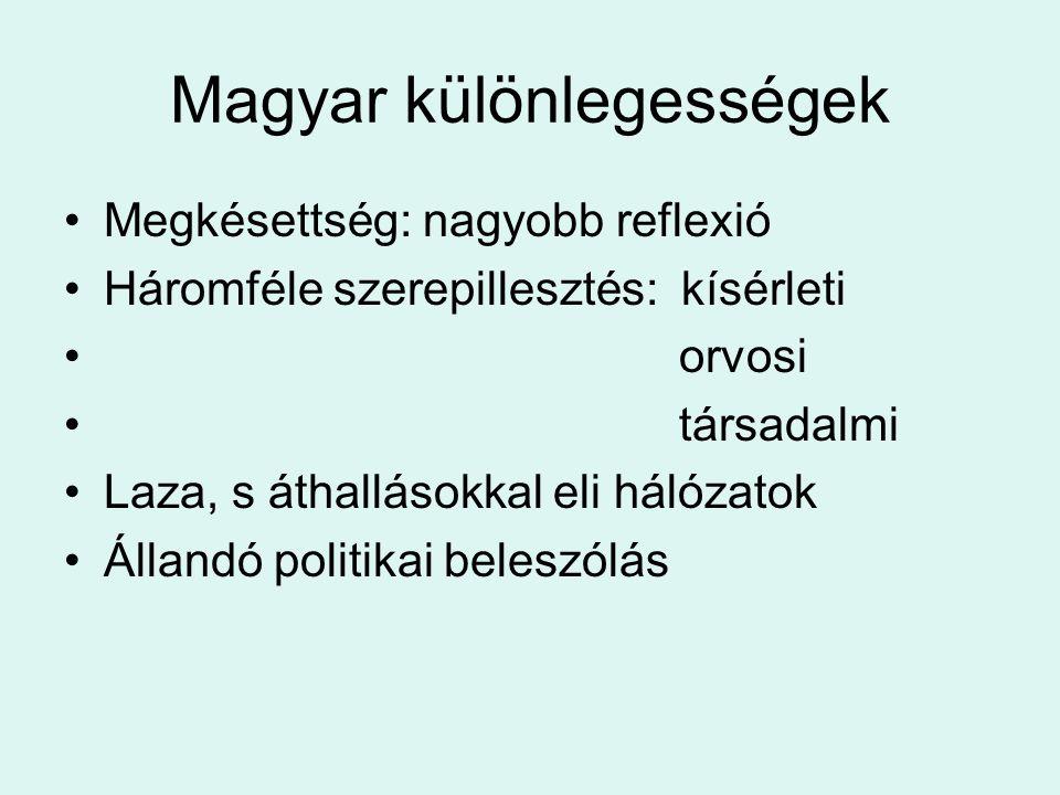 Magyar különlegességek