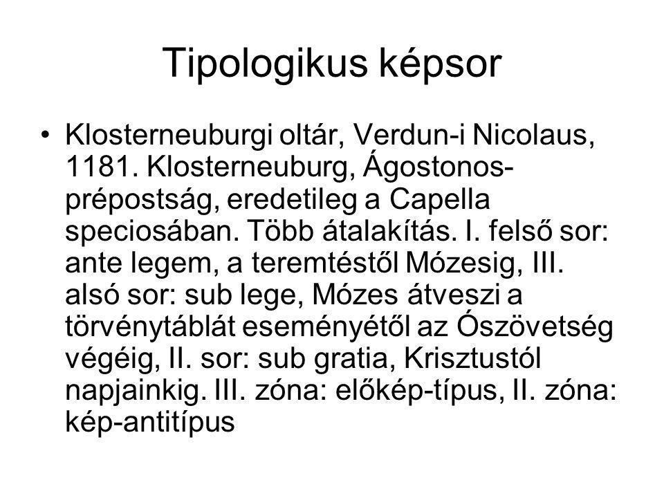 Tipologikus képsor