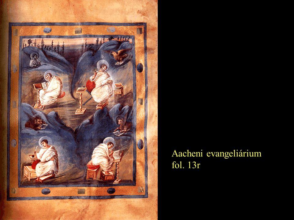 Aacheni evangeliárium