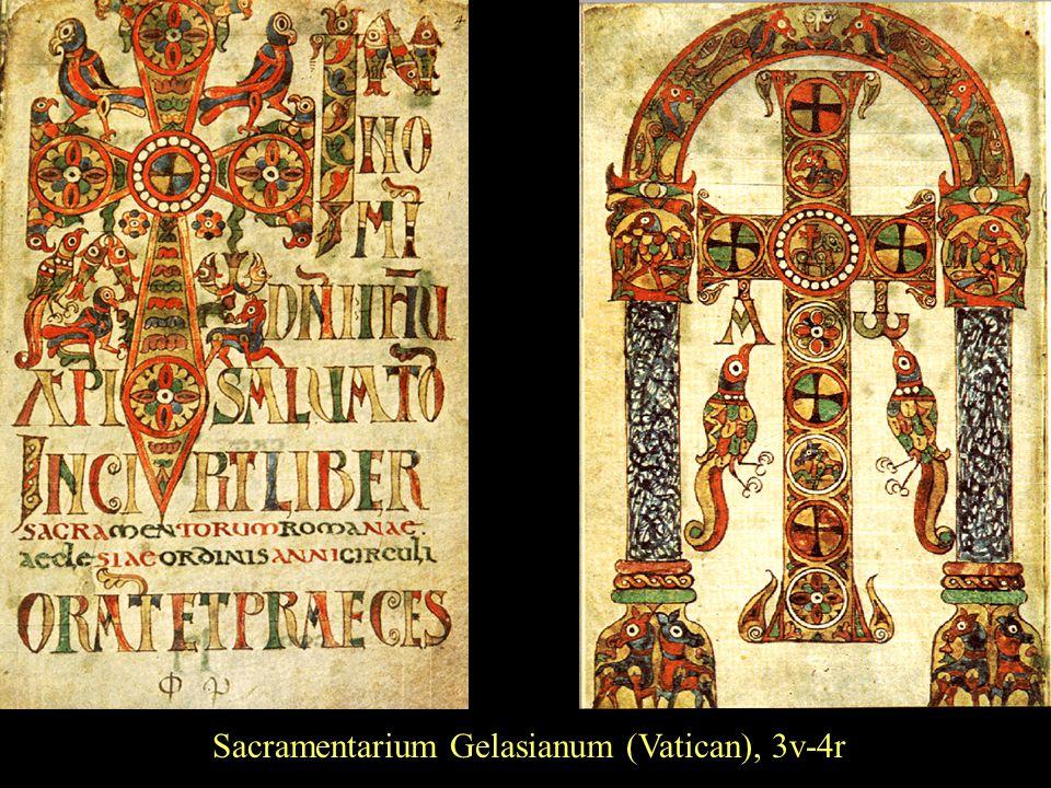 Sacramentarium Gelasianum (Vatican), 3v-4r