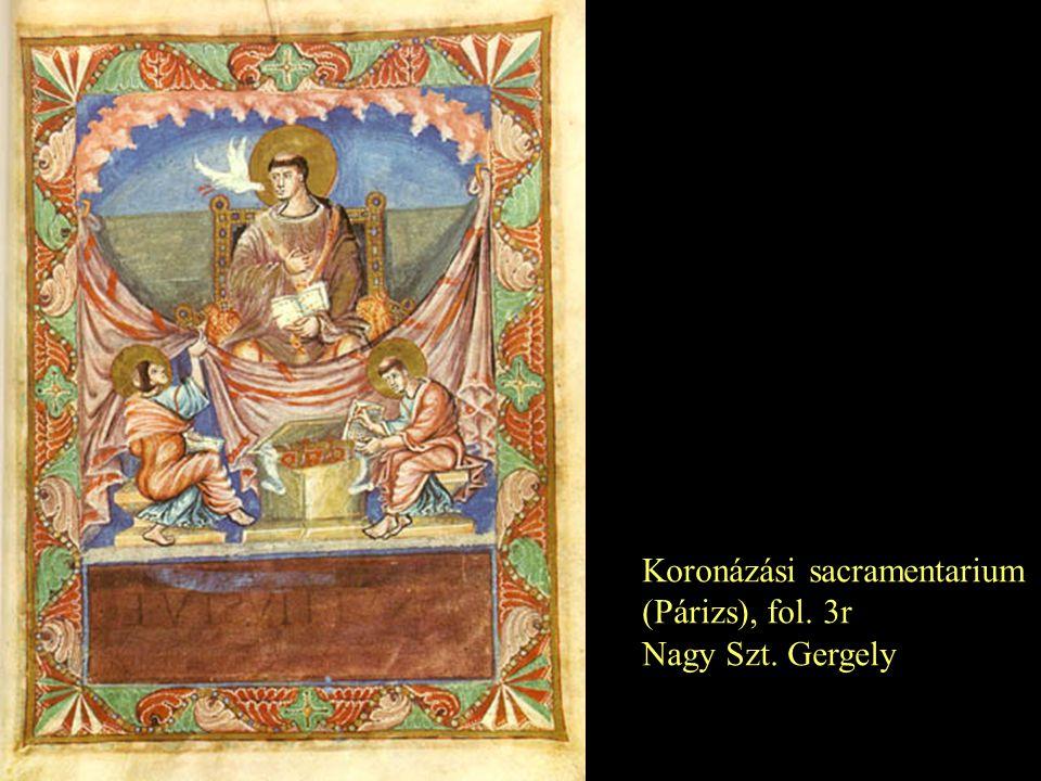 Koronázási sacramentarium