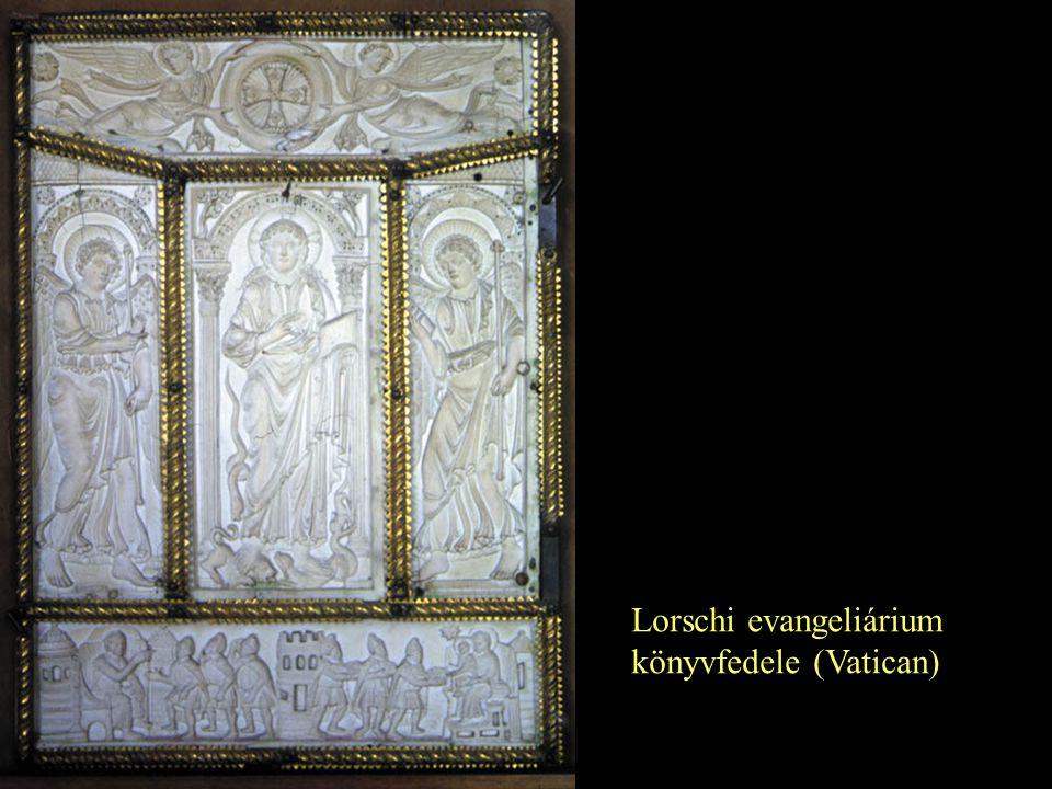 Lorschi evangeliárium