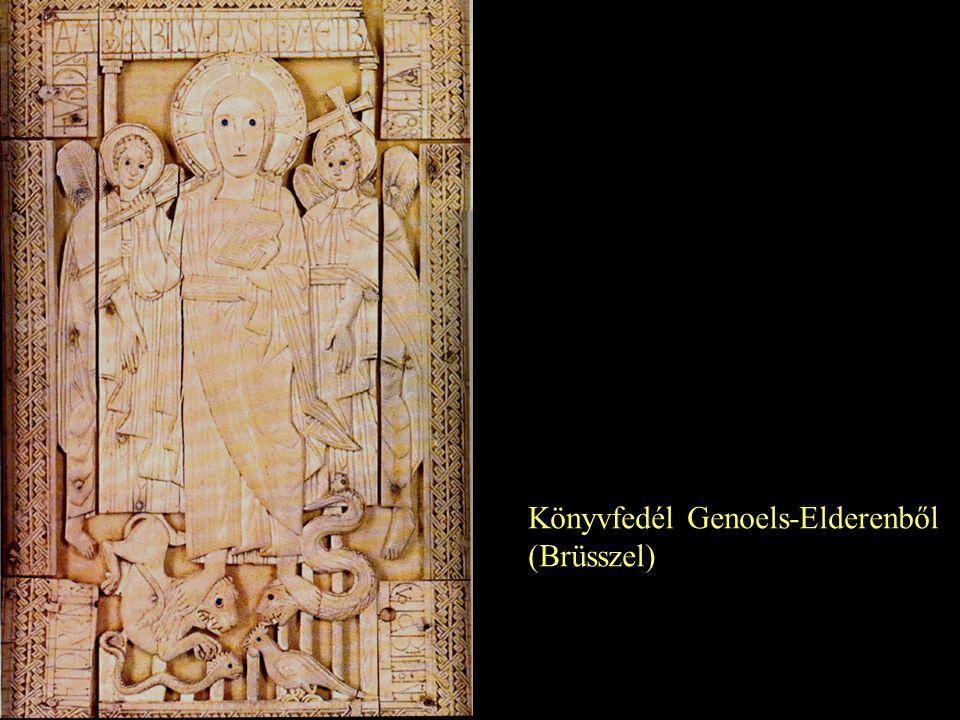 Könyvfedél Genoels-Elderenből