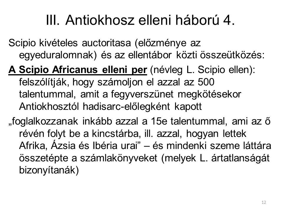 III. Antiokhosz elleni háború 4.