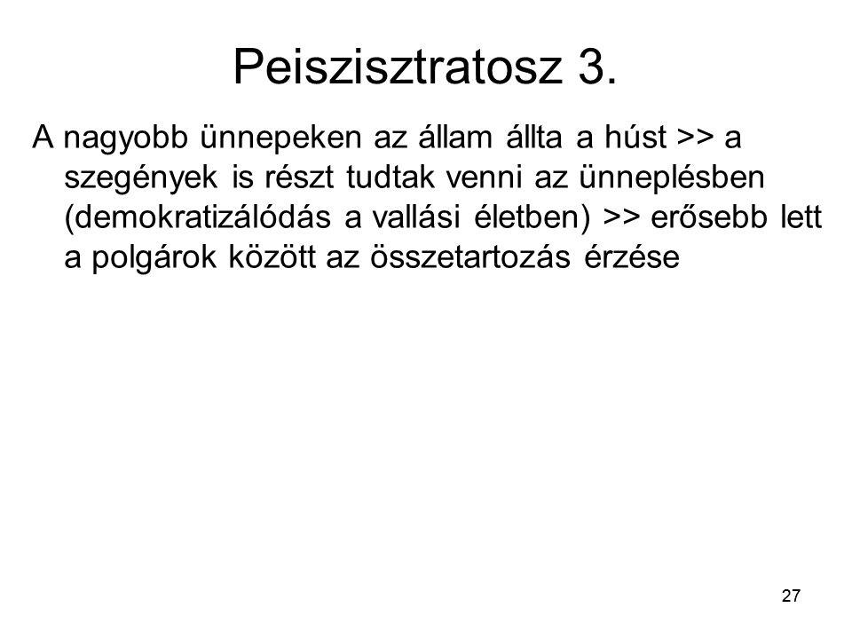 Peiszisztratosz 3.