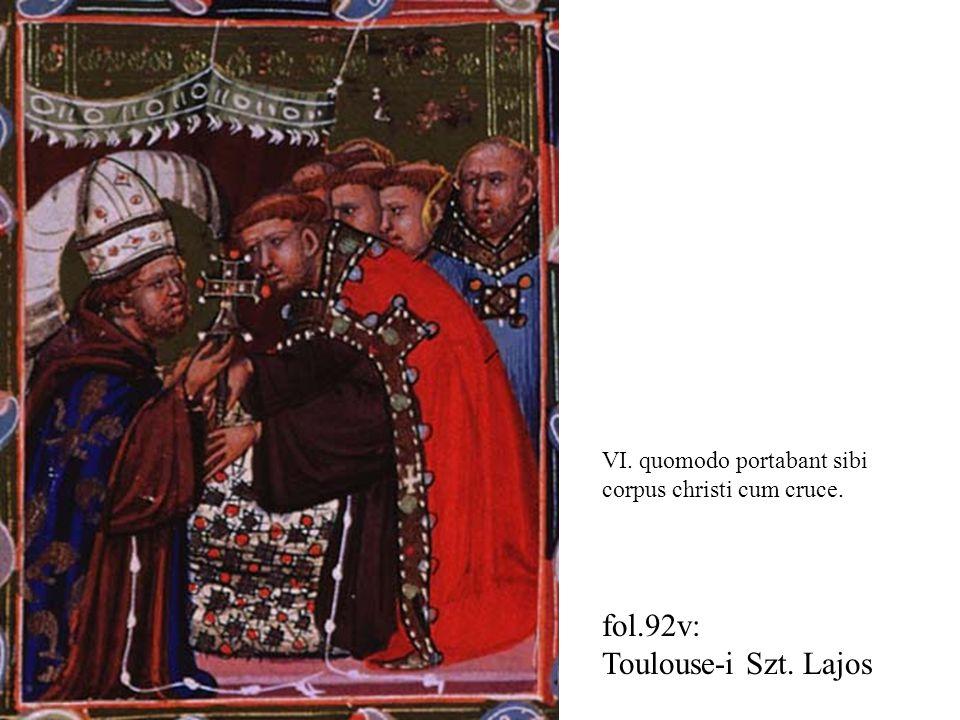 fol.92v: Toulouse-i Szt. Lajos