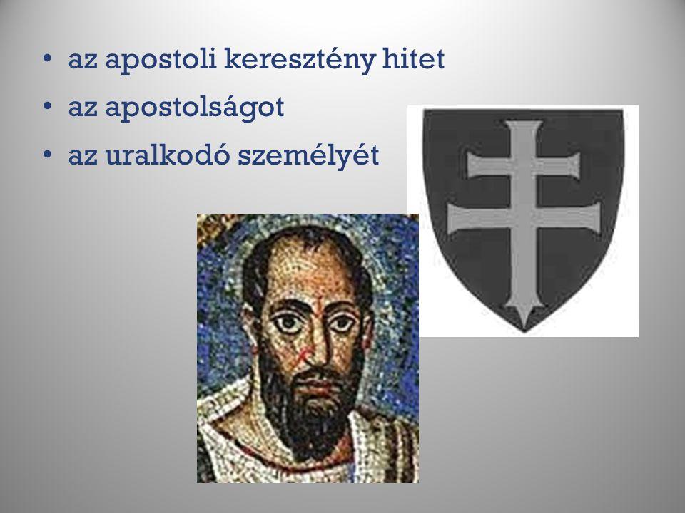 az apostoli keresztény hitet