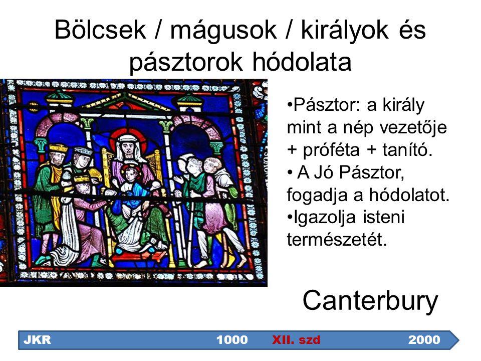 Bölcsek / mágusok / királyok és pásztorok hódolata