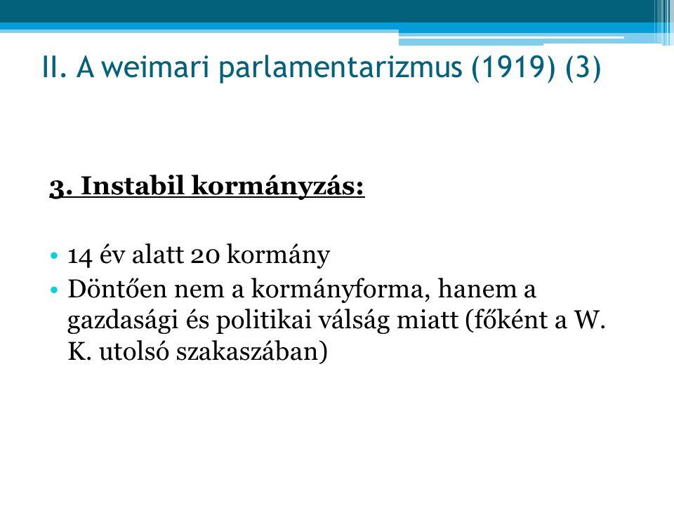 II. A weimari parlamentarizmus (1919) (3)