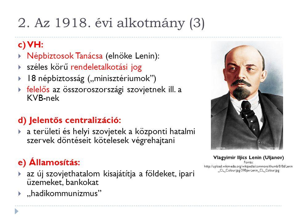 Vlagyimir Iljics Lenin (Uljanov)