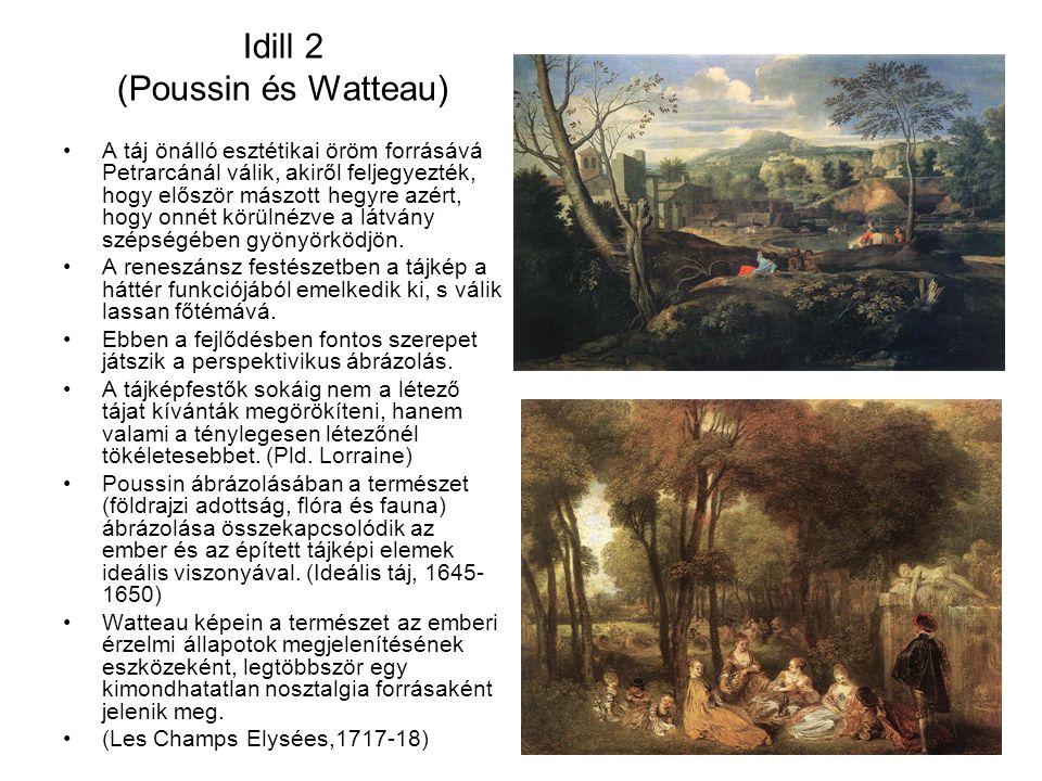 Idill 2 (Poussin és Watteau)