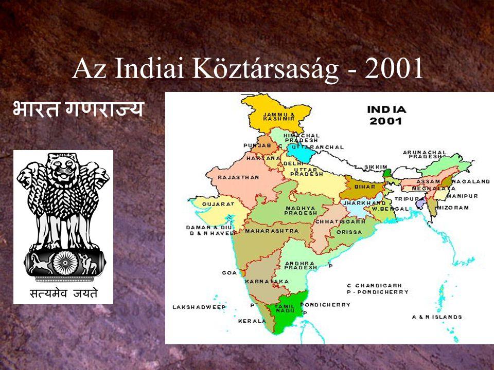 Az Indiai Köztársaság - 2001