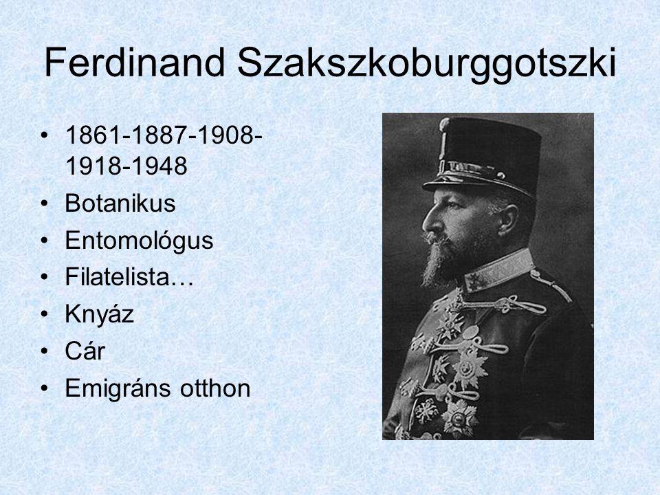Ferdinand Szakszkoburggotszki