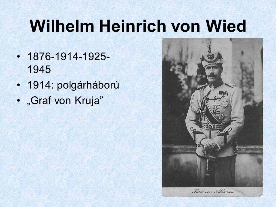Wilhelm Heinrich von Wied