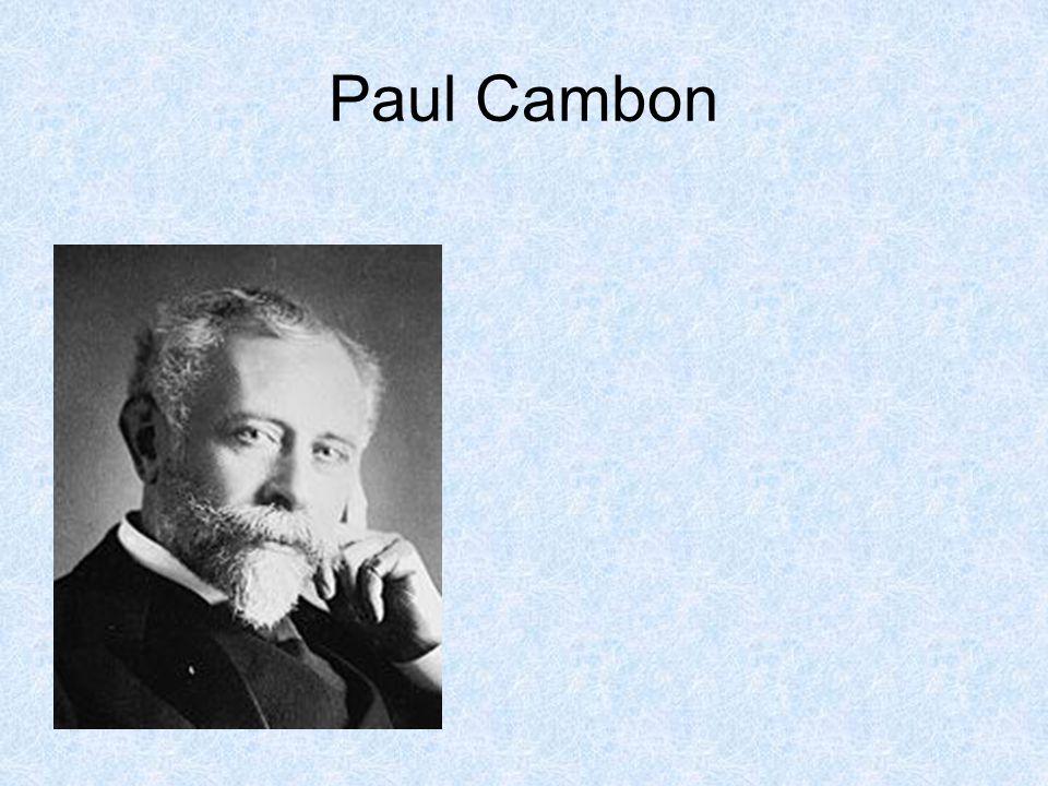 Paul Cambon