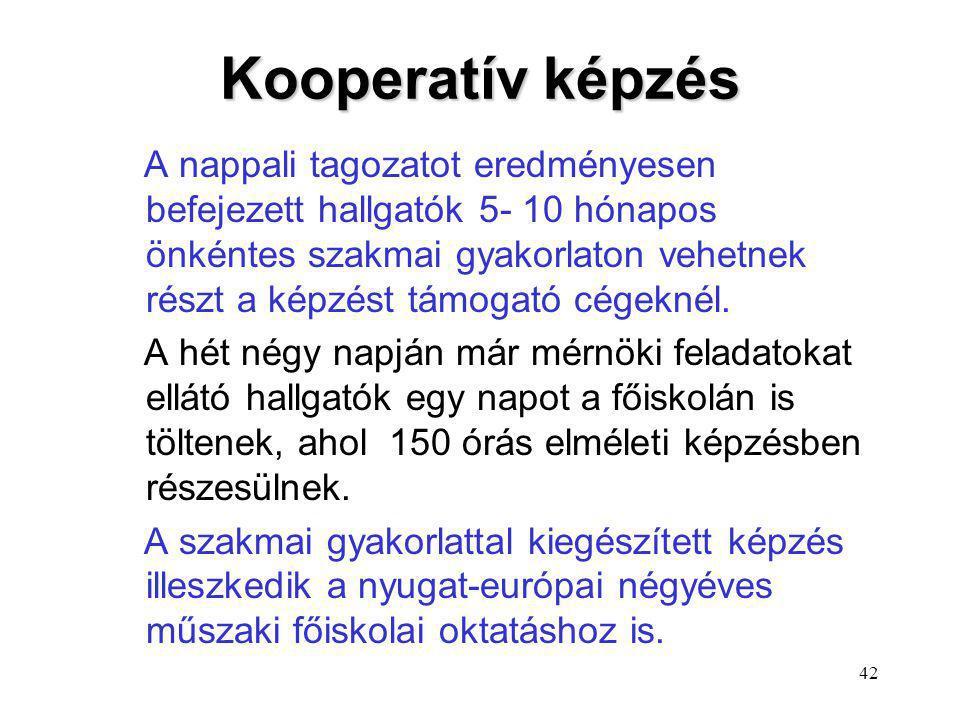 Kooperatív képzés