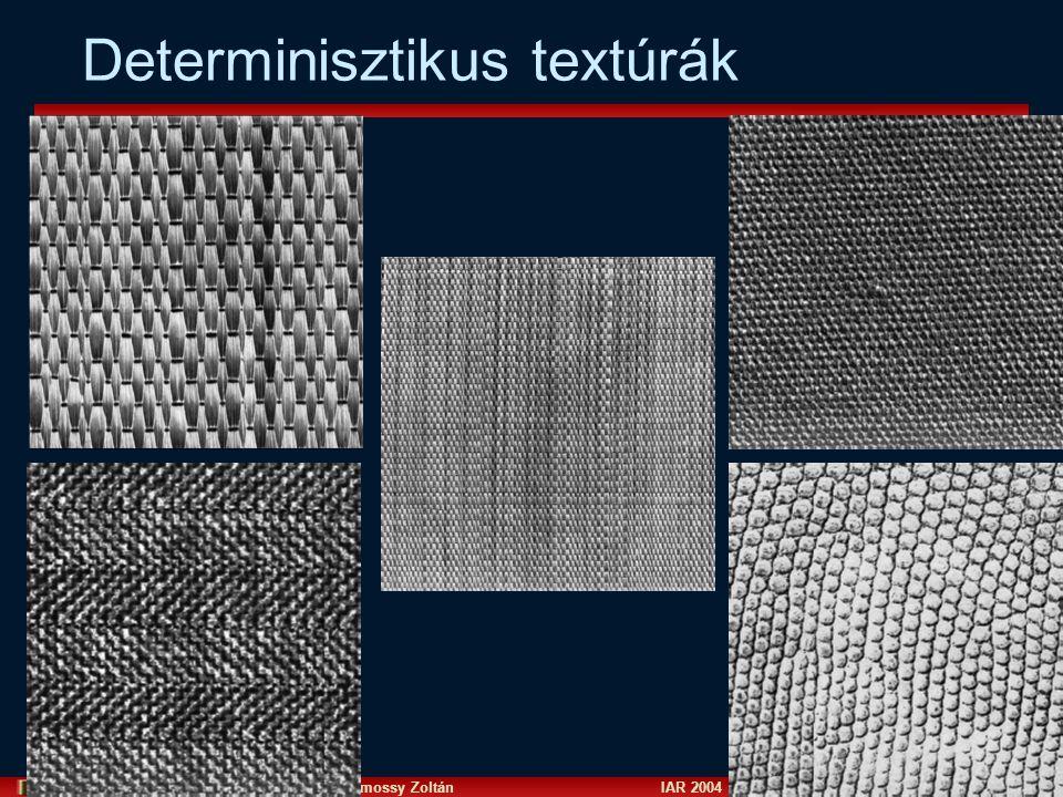 Determinisztikus textúrák