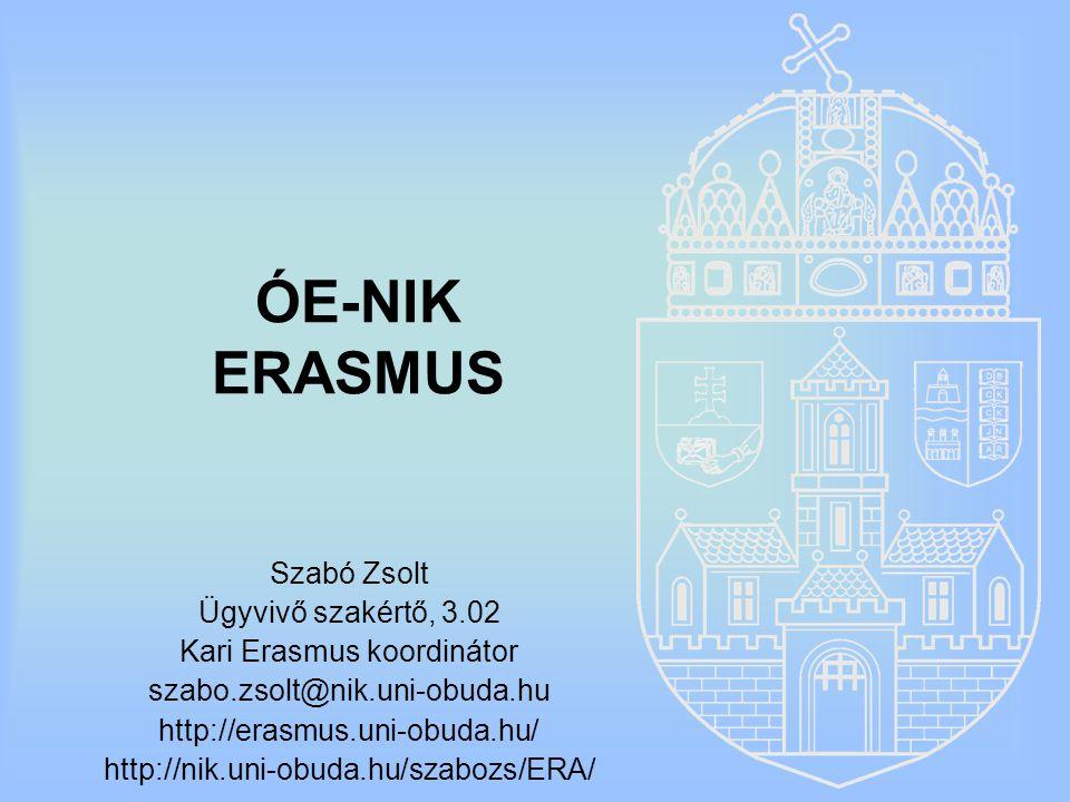 Kari Erasmus koordinátor