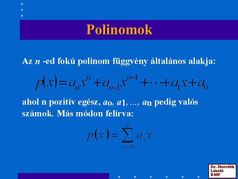 Polinomok