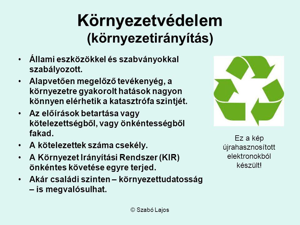 Környezetvédelem (környezetirányítás)