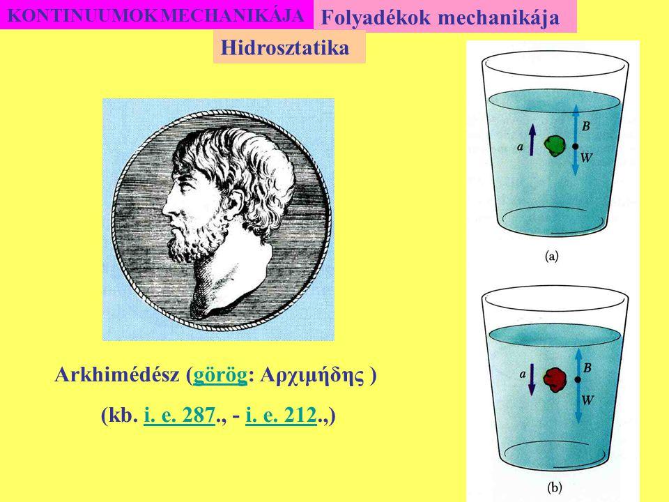 Arkhimédész (görög: Αρχιμήδης )