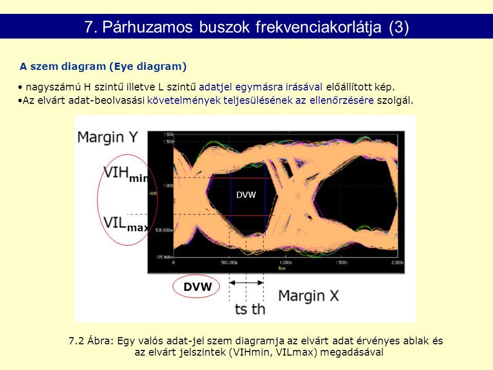 7. Párhuzamos buszok frekvenciakorlátja (3)