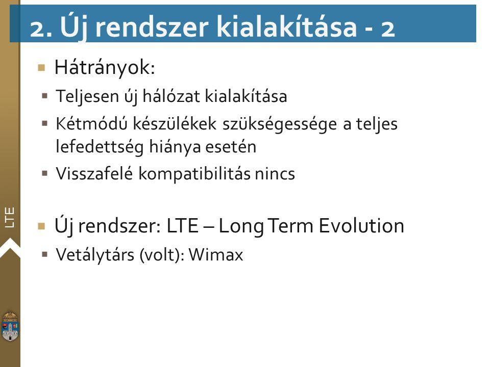 2. Új rendszer kialakítása - 2