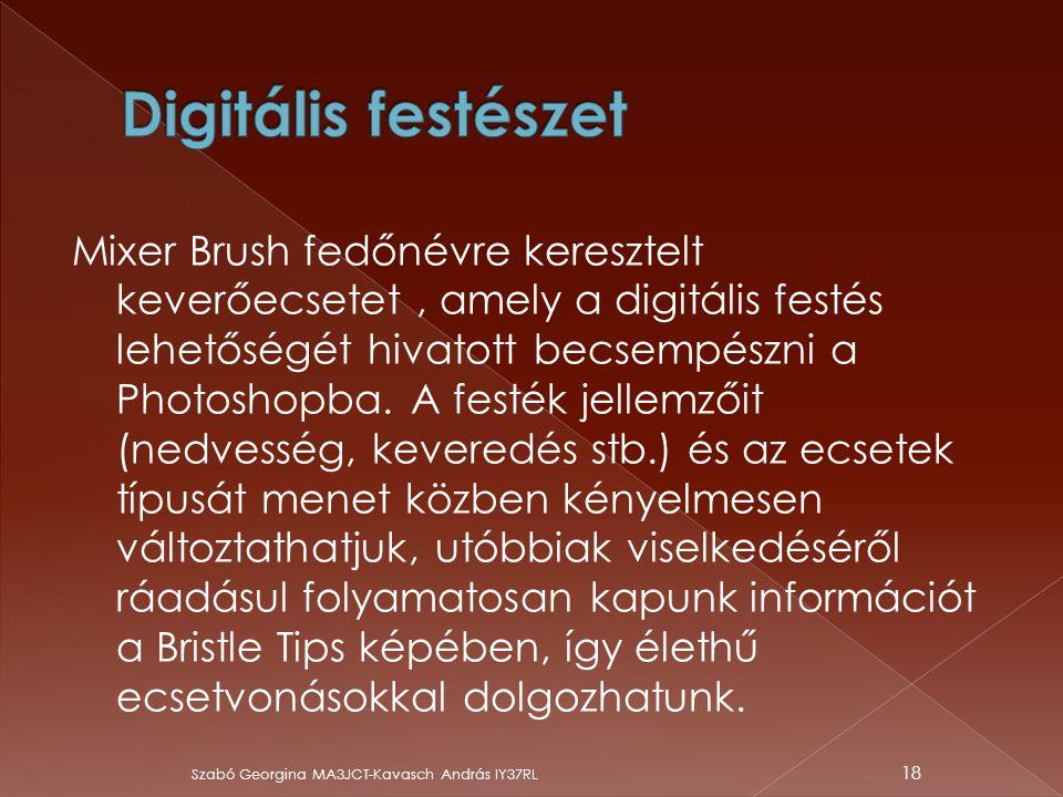 Digitális festészet
