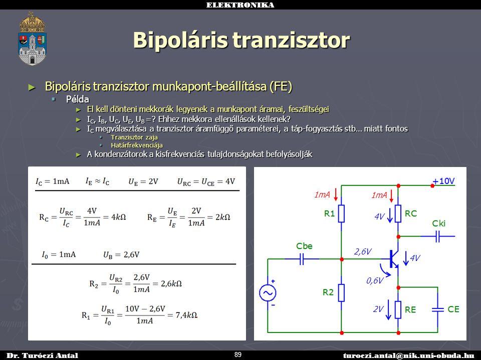 Bipoláris tranzisztor
