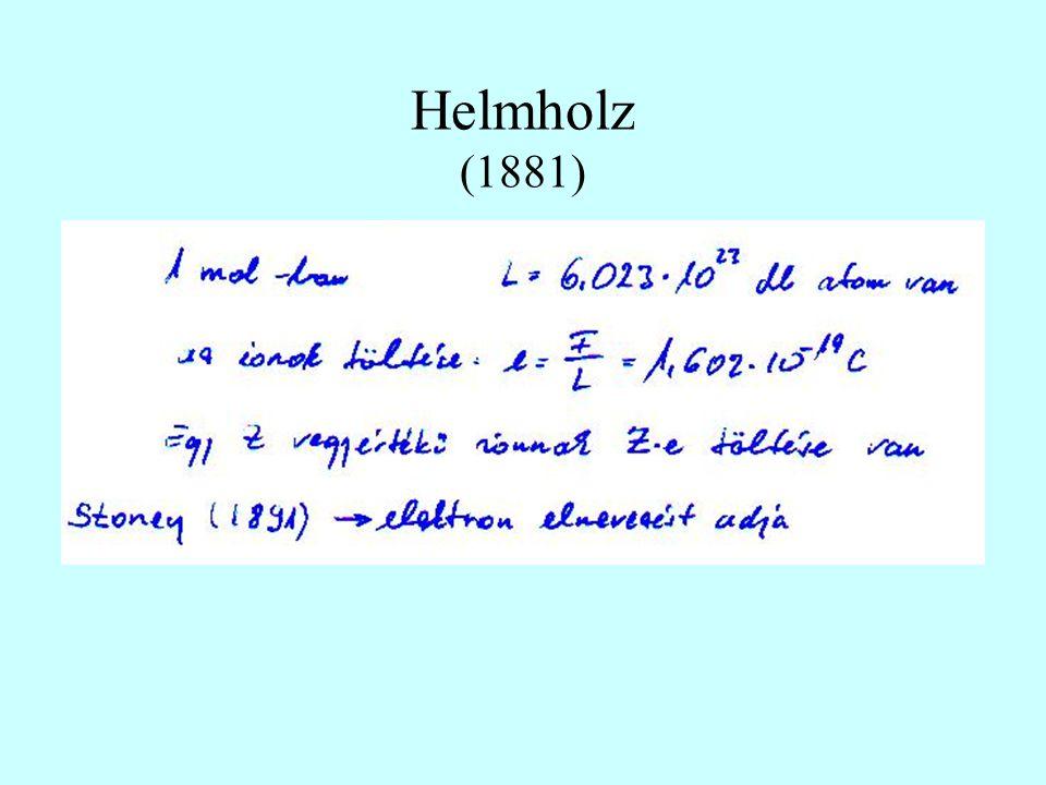 Helmholz (1881)