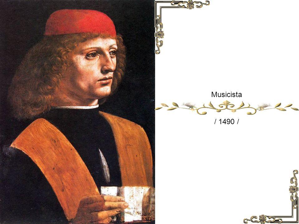 Musicista / 1490 /