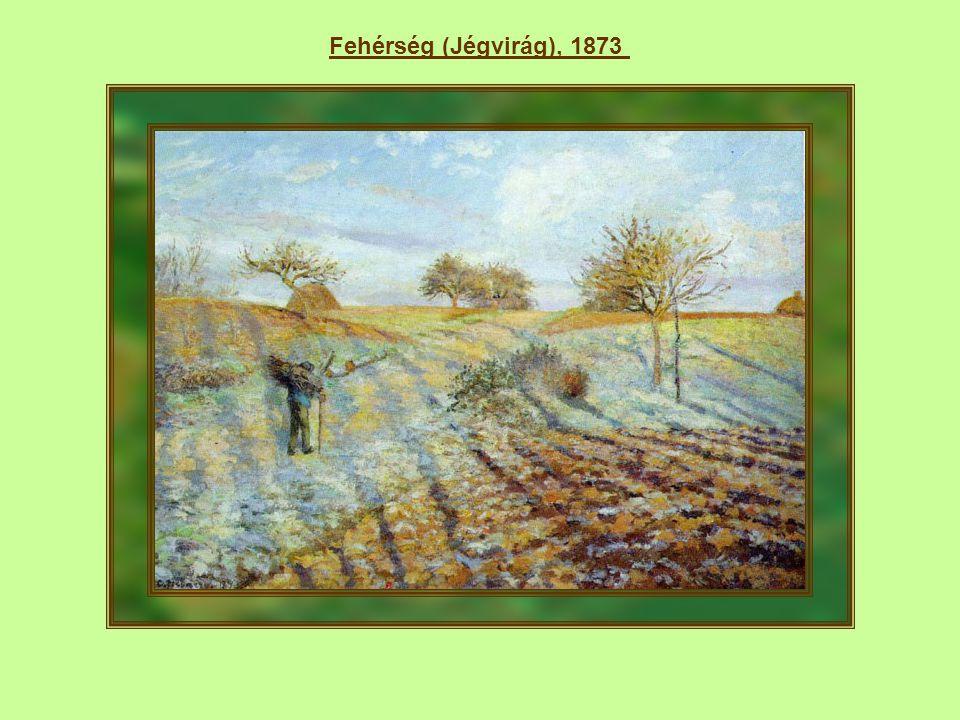 Fehérség (Jégvirág), 1873