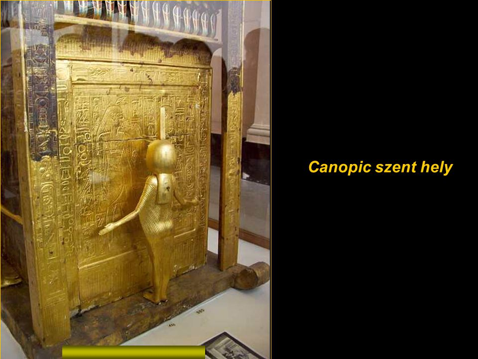 Canopic szent hely Canopic shrine