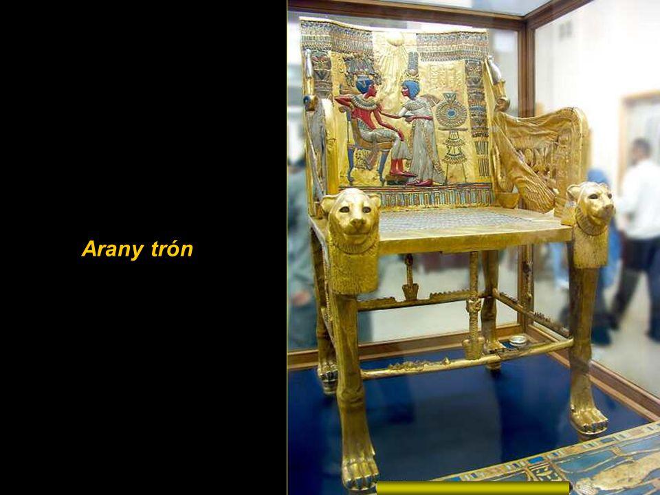 Arany trón Golden throne