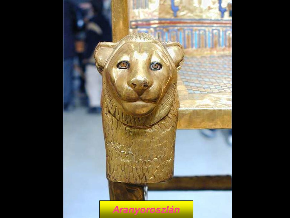Golden lion Aranyoroszlán