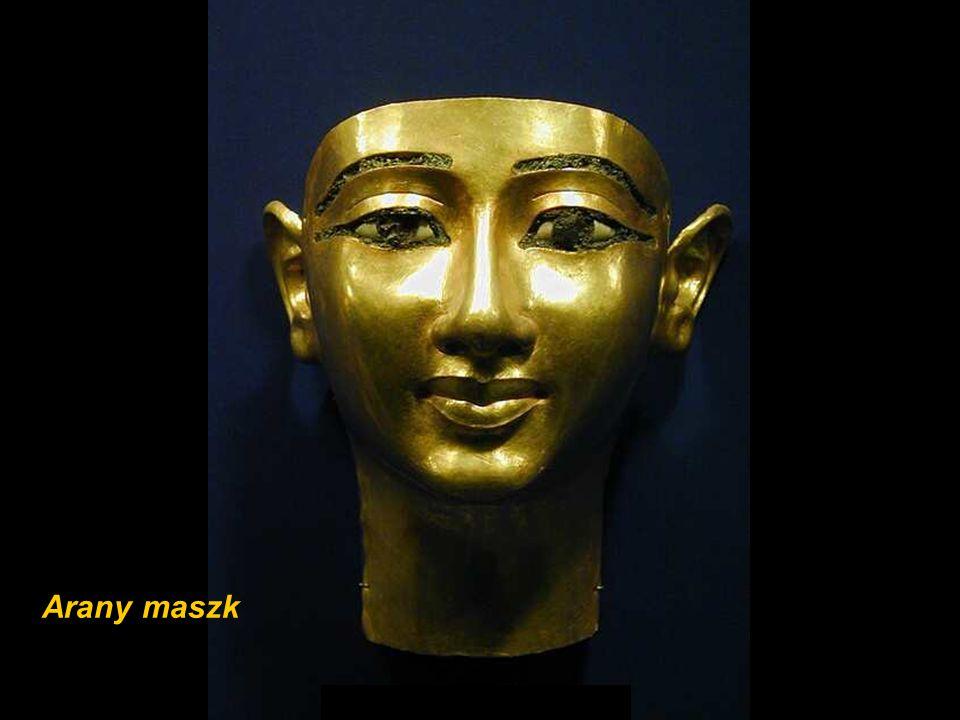 Golden mask Arany maszk