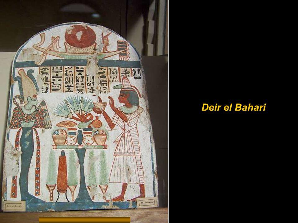 Deir el Bahari Deir el Bahari