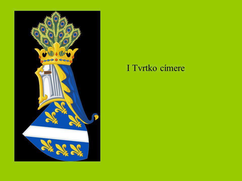 I Tvrtko címere