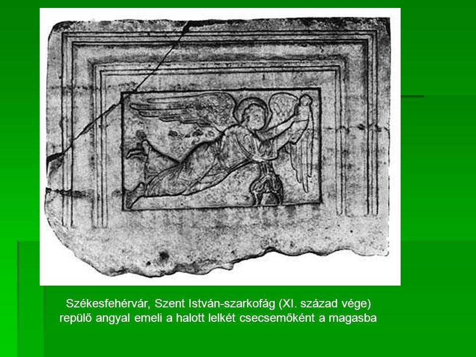 Székesfehérvár, Szent István-szarkofág (XI. század vége)
