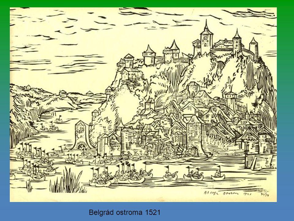 Belgrád ostroma 1521