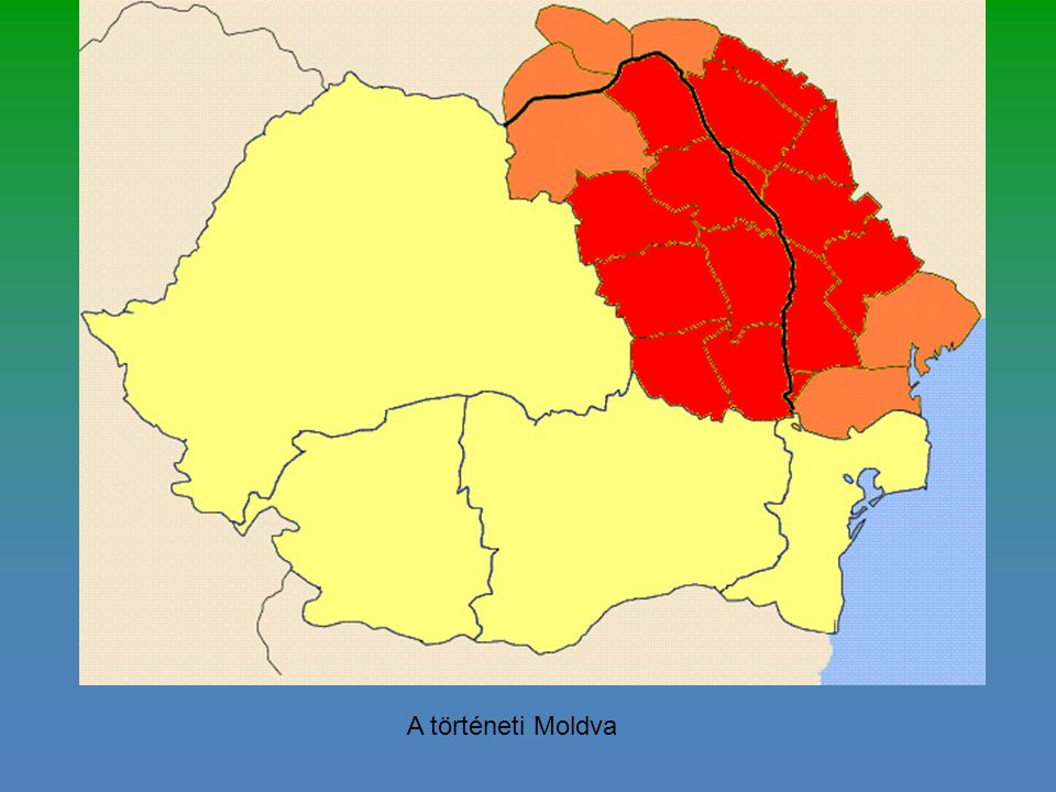 A történeti Moldva