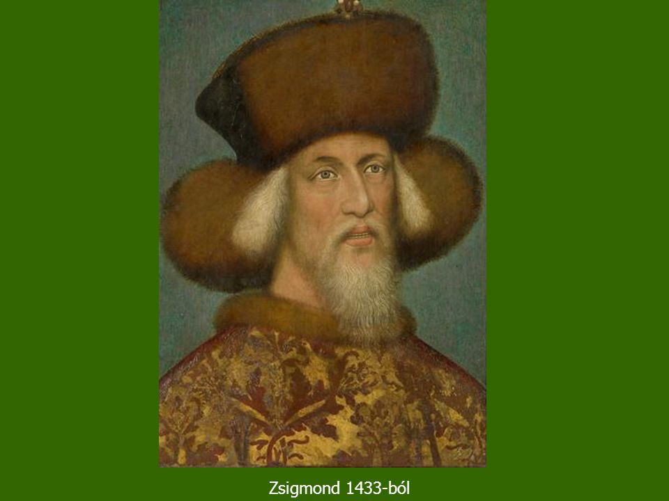 Zsigmond 1433-ból