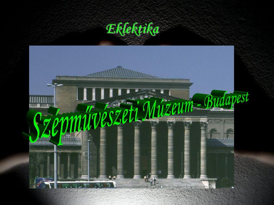 Szépművészeti Múzeum - Budapest