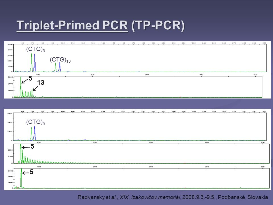Triplet-Primed PCR (TP-PCR)