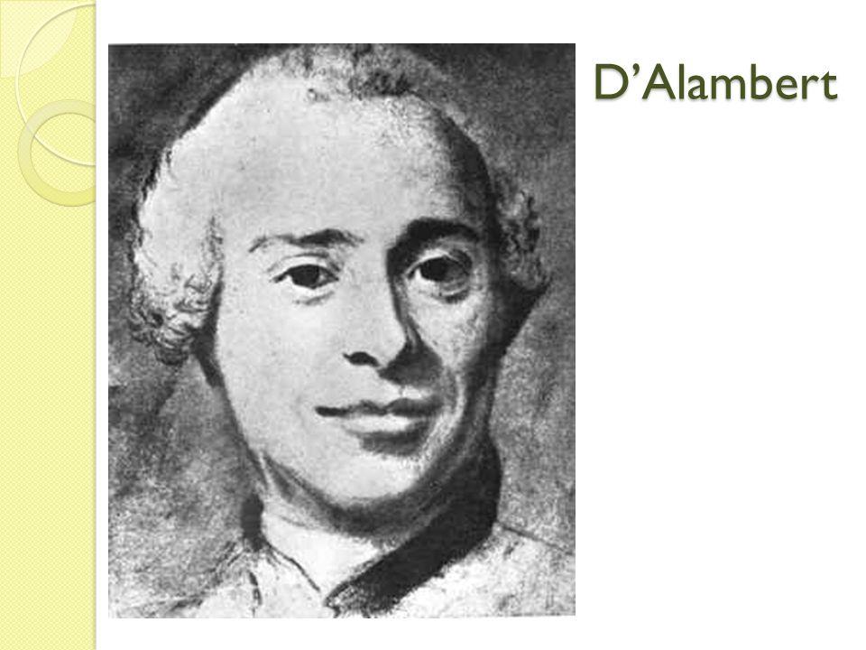 D'Alambert