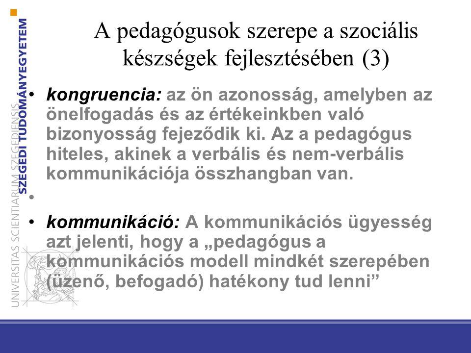 A pedagógusok szerepe a szociális készségek fejlesztésében (3)