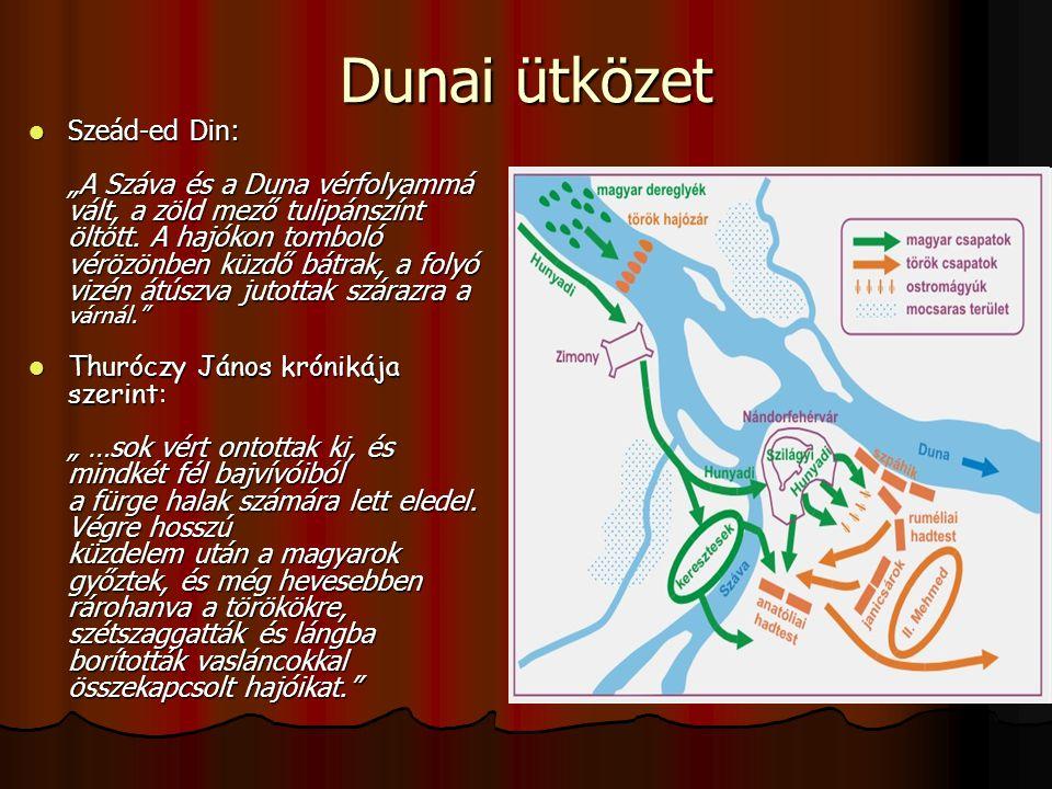 Dunai ütközet